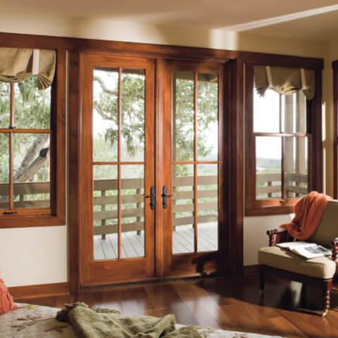 replacement patio doors pella retail