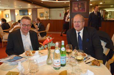 Uwe Meister & Peter Johansson