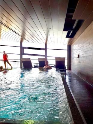 Club Olympus Spa & Fitness Grand Hyatt Berlin