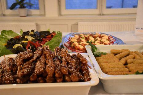 Lite grekisk mat