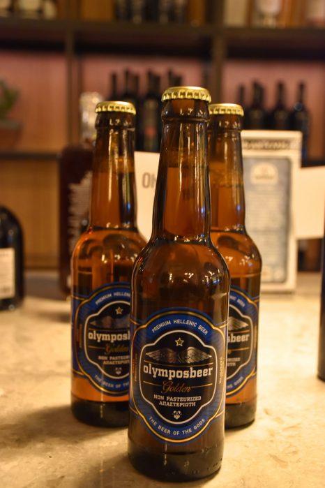 Grekisk öl