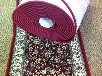 What Hallway Runner Size Do I Need Expert Advice | Hallway Carpet Runners Sold By The Foot | Rug Depot | Hall | Woven Rug | Wool Rug | Fleur De Lis