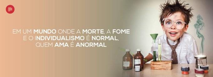 Por que eu não sou normal?
