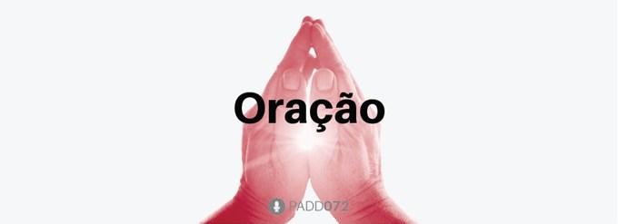 #PADD072: Oração
