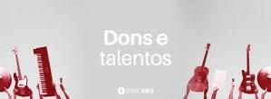 #PADD093: Dons e talentos