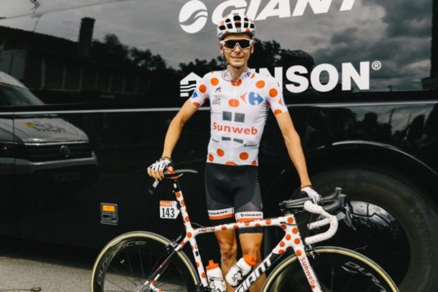 Sunweb tira Barguil da Vuelta!