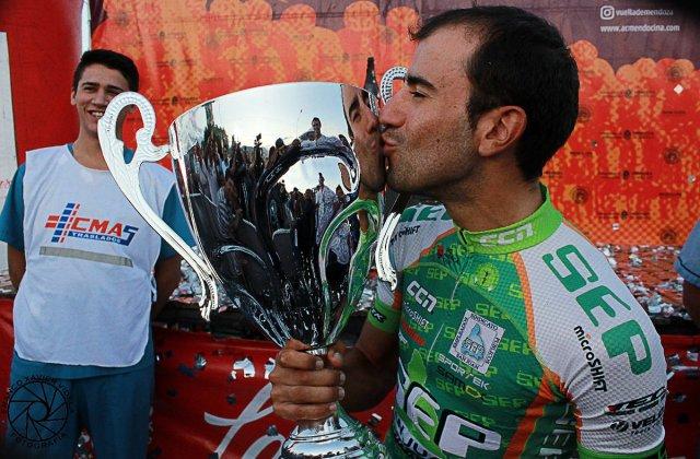 Dani Diaz vencedor da Volta a Mendoza