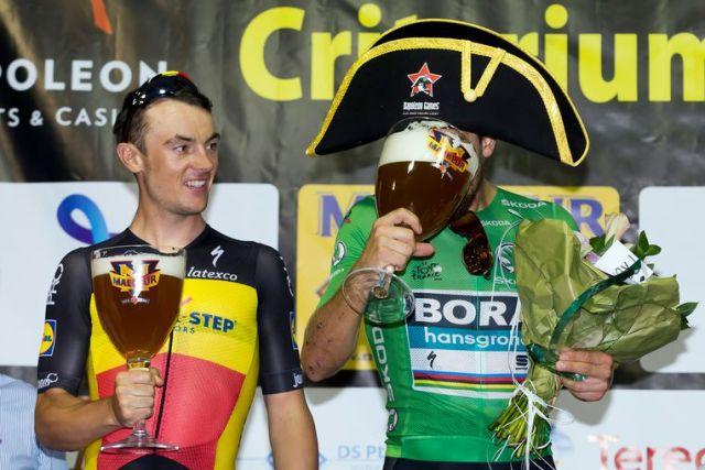 Sem folga, Peter Sagan vence critério em Aalst e é ovacionado na Bélgica