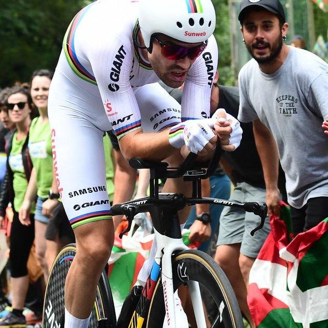 Tom Dumoulin venceu o Contra Relógio Individual, Geraint Thomas é o campeão do Tour de France 2018
