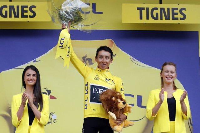 Egan Bernal faz história e torna-se o primeiro latino americano a vencer o Tour de France