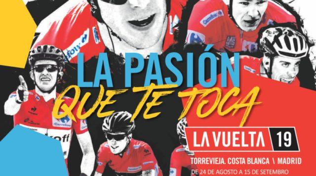 La Vuelta começa neste sábado em Torrevieja