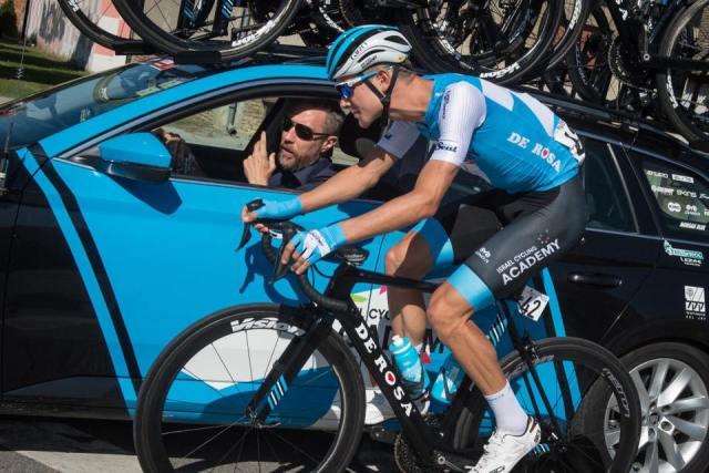 Katusha vende licença para Israel Cycling