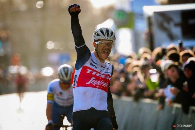 Jasper Stuyven da Trek venceu na abertura das clássicas belgas!