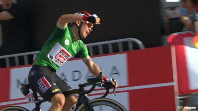 Caleb Ewan venceu na UAE Tour