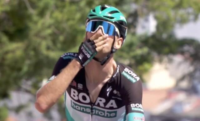 Bora vence em Burgos com Felix Grossschartner!