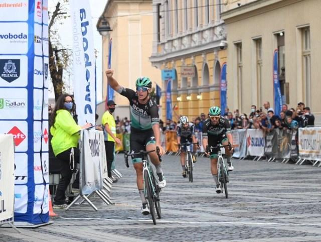 Muhlberger vence Sibiu Tour pela Bora