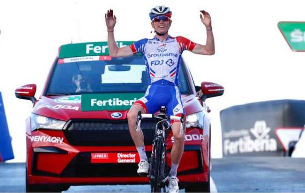 Gaudu vence, Carapaz dá show e Roglic é o bicampeão da Vuelta!
