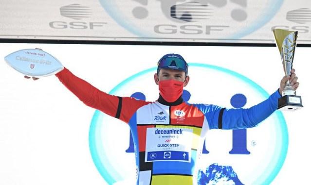 Ballerini vence novamente no Tour de la Provence em dia de caos