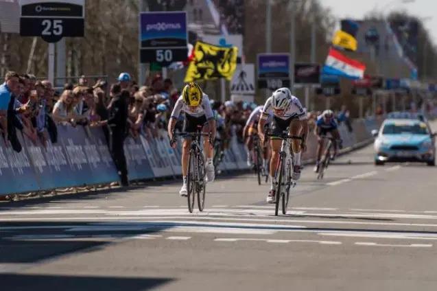 Chantal Blaak vence Ronde Van Vlaanderen feminina em 2020 | Foto Flanders Classics