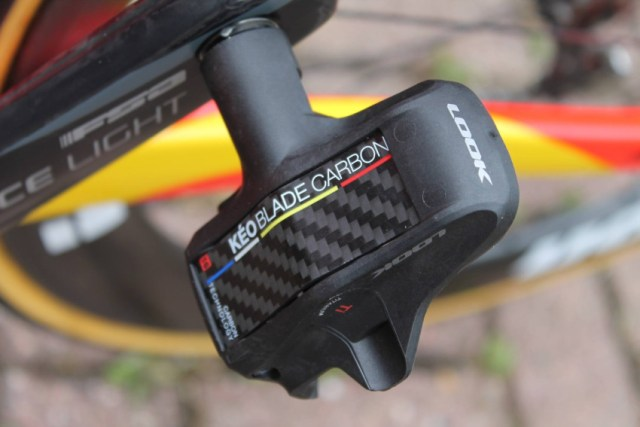 Pedal Look Kéo Blade Carbon - Pelote Ciclismo