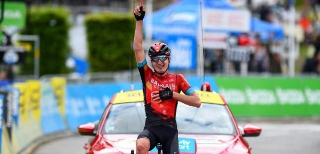 Mark Padun vence novamente e Richie Porte é campeão no Dauphiné