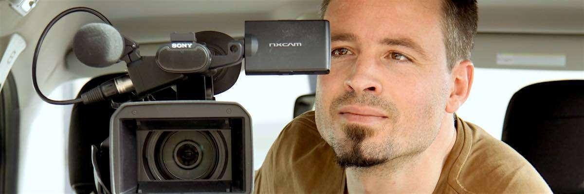 Camerawerk voor videoproductie