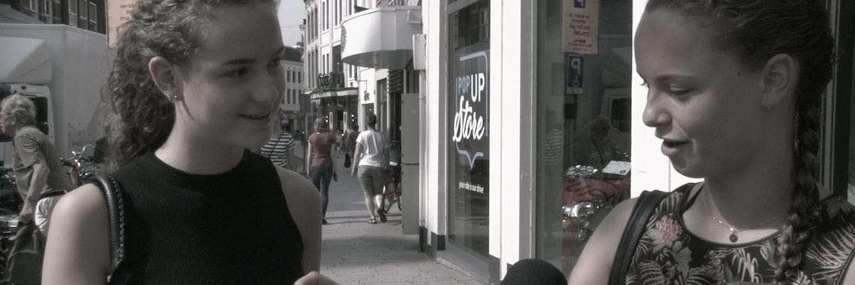 Straatinterviews in Den Bosch