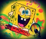 Spongebob - Piercing - pelzblog