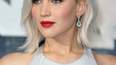 2019 Trend Saç Renkleri - Kar Sarısı