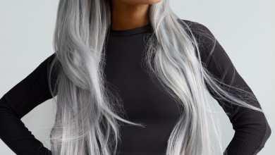 Ünlülerden İlham Alın 20 Etkileyici Gri Saç Modelleri