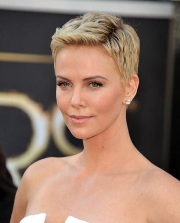 40 yaş üstü kadınlar için kısa saç modelleri