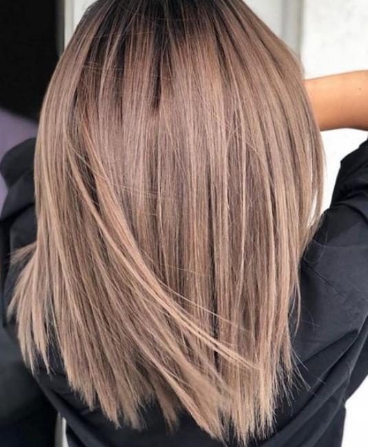 açık küllü karamel saç rengi