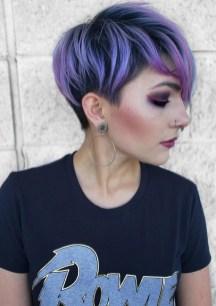 Stunning-Purple-Pixie-Haircuts