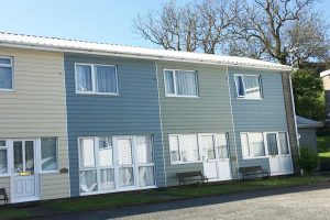 Colourful Holiday Accommodation at Freshwater Bay Holiday Village
