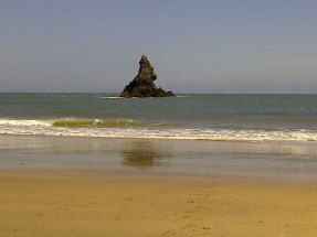 Church Rock, Broadhaven