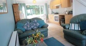 Pembroke accommodation - Anemone 20 Freshwater Bay Holiday Village