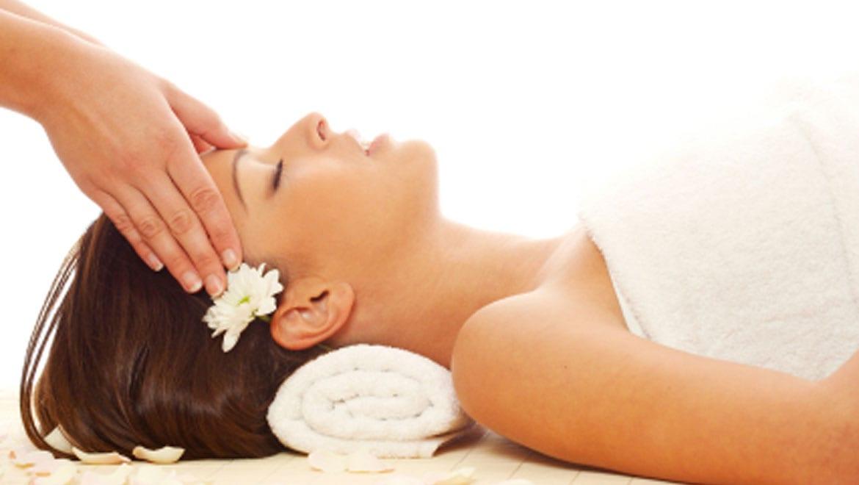 massage-temple-woman PEMF