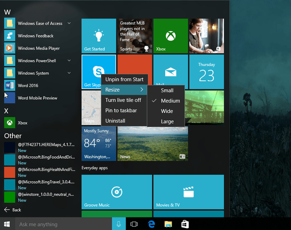 001. windows-10-start-menu