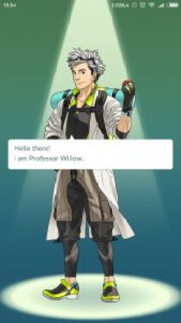 SS Pokemon GO 3