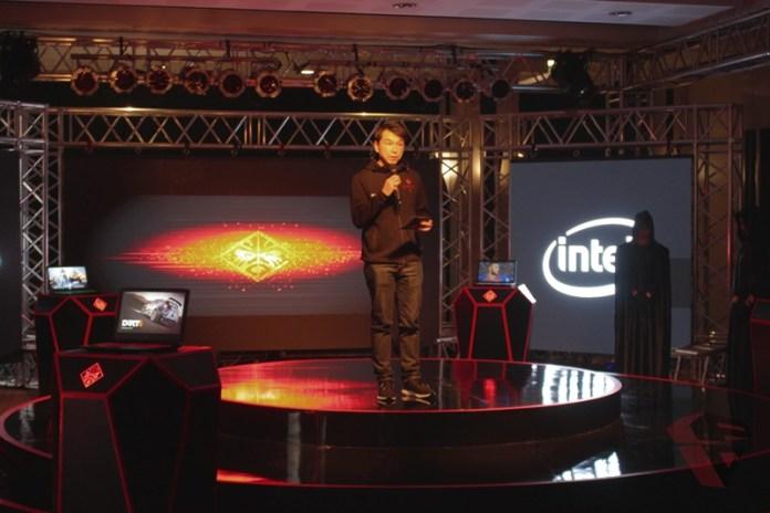 Omen by HP Launch David Tan