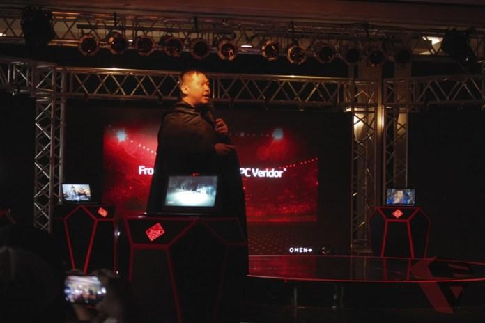 Omen by HP Launch Edo Jonathan