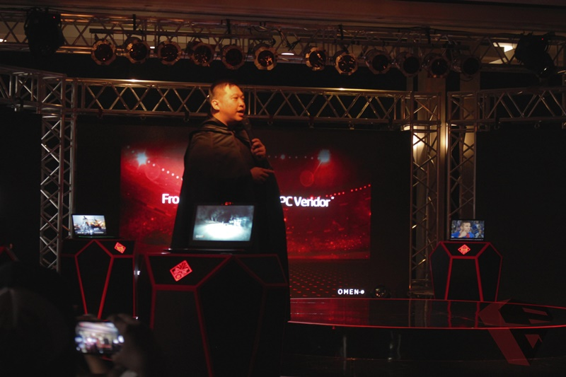 Omen by HP Launch Edo Jonathan