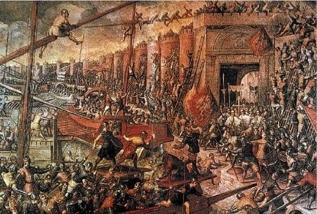 Η Άλωση του 1204 και οι συνέπειες της | Πεμπτουσία