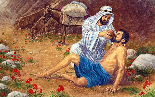 Αποτέλεσμα εικόνας για Κυριακή Καλού Σαμαρείτη (Η'Λουκά)
