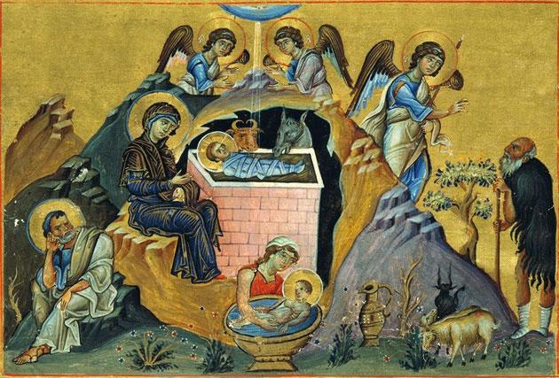 Αποτέλεσμα εικόνας για χριστου γεννηση