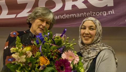 Gemeente Nieuwegein dankt alle mantelzorgers
