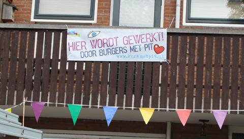 Fiets-Rommelroute Batau-Noord roept bewoners op te stemmen voor hun project