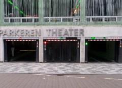 Update: Bovenste twee verdiepingen van parkeergarage Theater afgesloten
