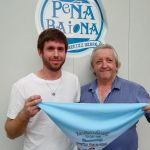 Sébastien Vergez « Txupi », nouveau président de la Peña Baiona