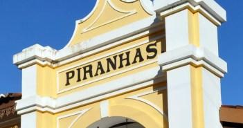 cidade de Piranhas, em Alagoas